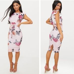 Gorgeous Floral Midi Dress💞💞